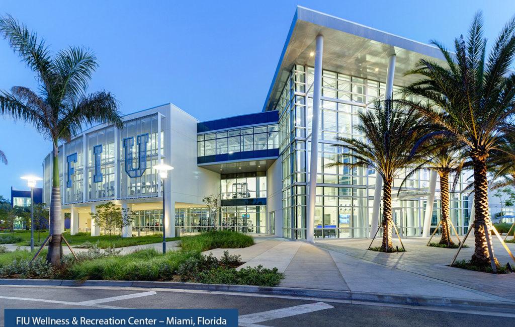 FIU Wellness and Fitness Center