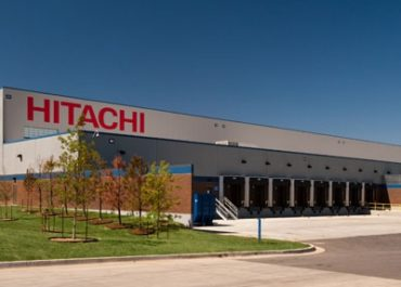 Hitachi International Distribution Center Addition