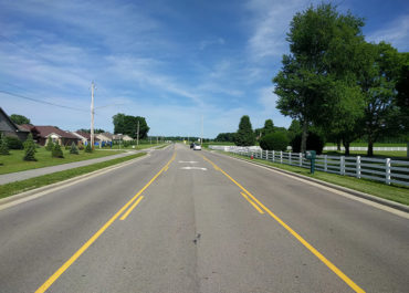 County Road 25A Phase III Reconstruction