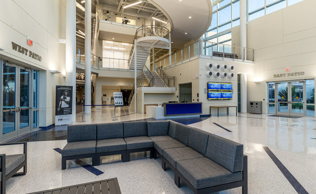 Florida International University Wellness Recreation Center Ljb Inc