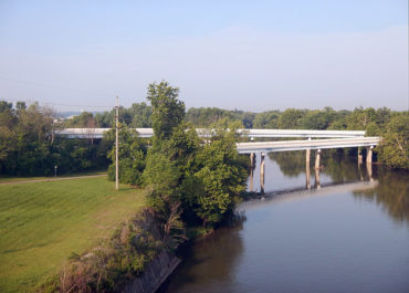 State Route 444 Bridge Rehabilitation over Mad River
