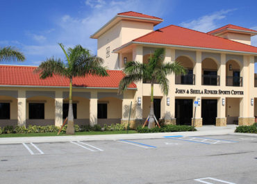 Palm Beach Atlantic University (PBAU) Rinker Sports Center