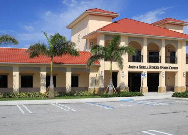 Palm Beach Atlantic University (PBAU) Rinker Sports Center
