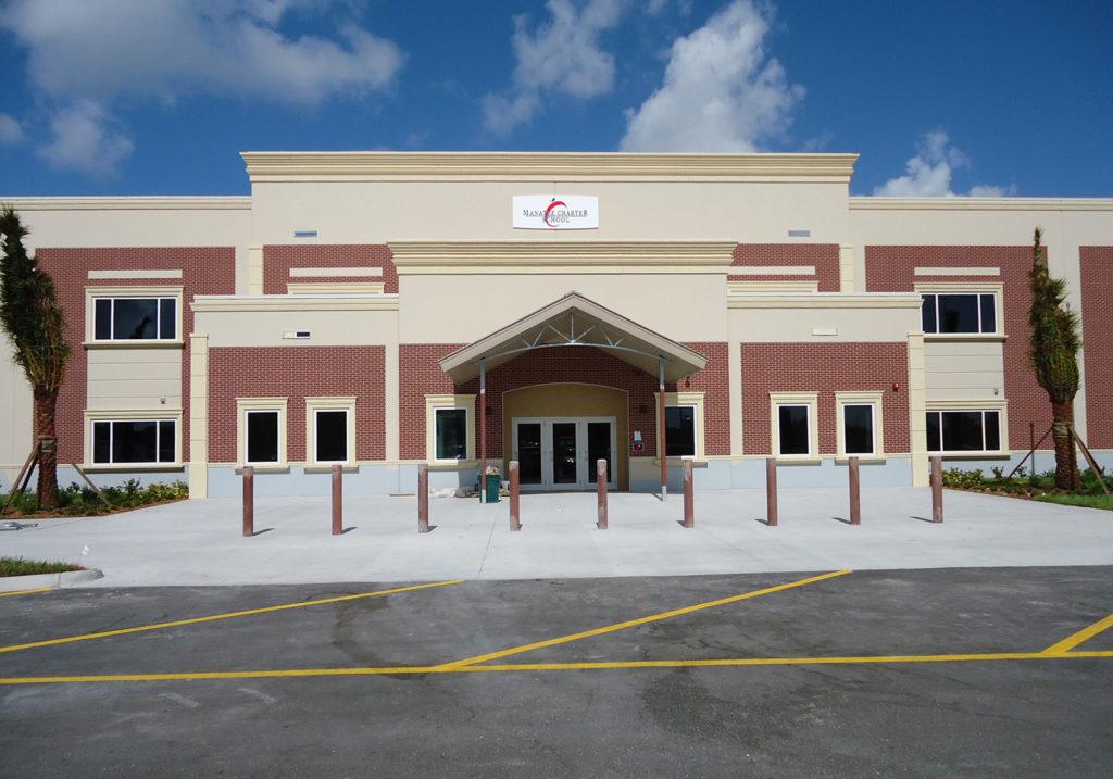 Manatee Charter School by LJB