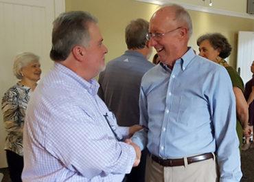 Celebrating Doug Jewell's Impactful Career