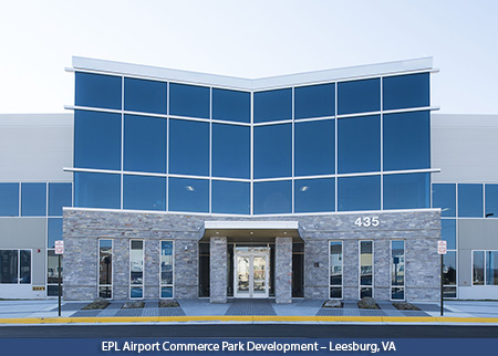 EPL Airport Commerce Park Dev