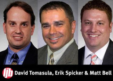 Three LJB Engineers Named Top Tilt-Up Industry Influencers