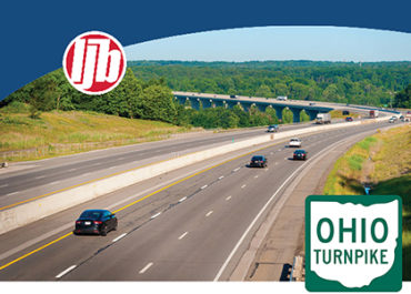Ohio Turnpike Selects LJB for Two-Year General Engineering Services Contract