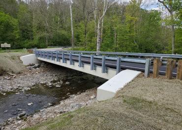 Price Road Emergency Bridge Replacement