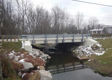 Medina Line Road Design-Build Bridge Replacement