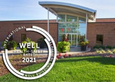 LJB Corporate Office Recognized as Healthy & Safe Workplace