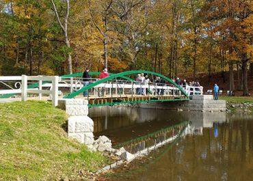 LJB Earns Historic Bridge Design Award