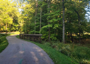 Valley Parkway Trail Connector